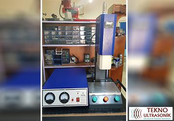 Mini Tip Ultrasonik Kaynak Makinası