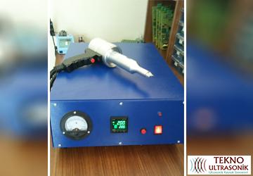 El Tipi Ultrasonik Kaynak Makinası